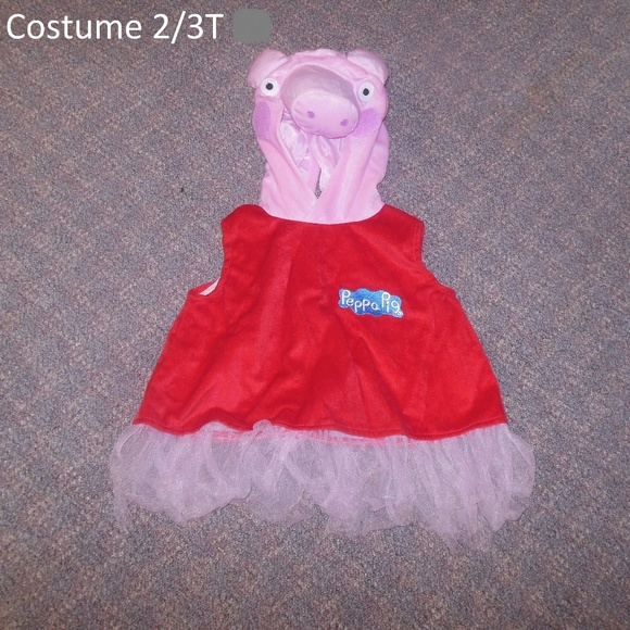 Costumes Girls Peppa Pig Costume Halloween 2t 3t Poshmark
